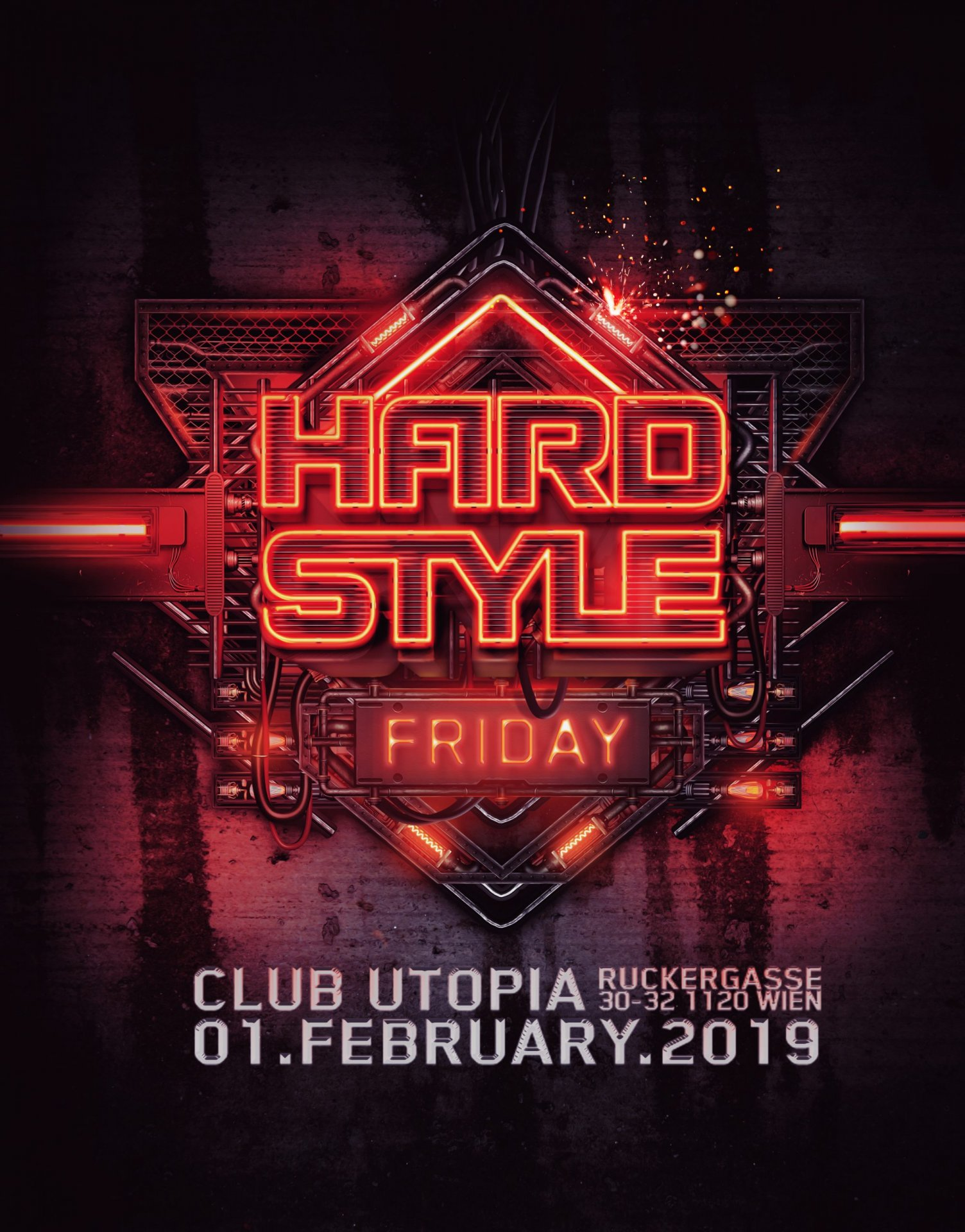 Hardstyle Friday | The Beginning
