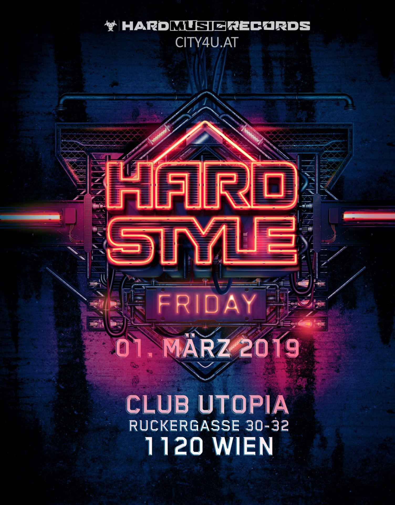 Hardstyle Friday | Escape My Mind