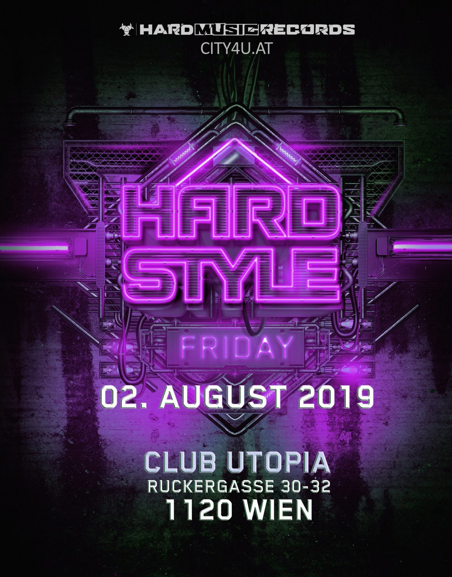 Hardstyle Friday | 02.08.2019