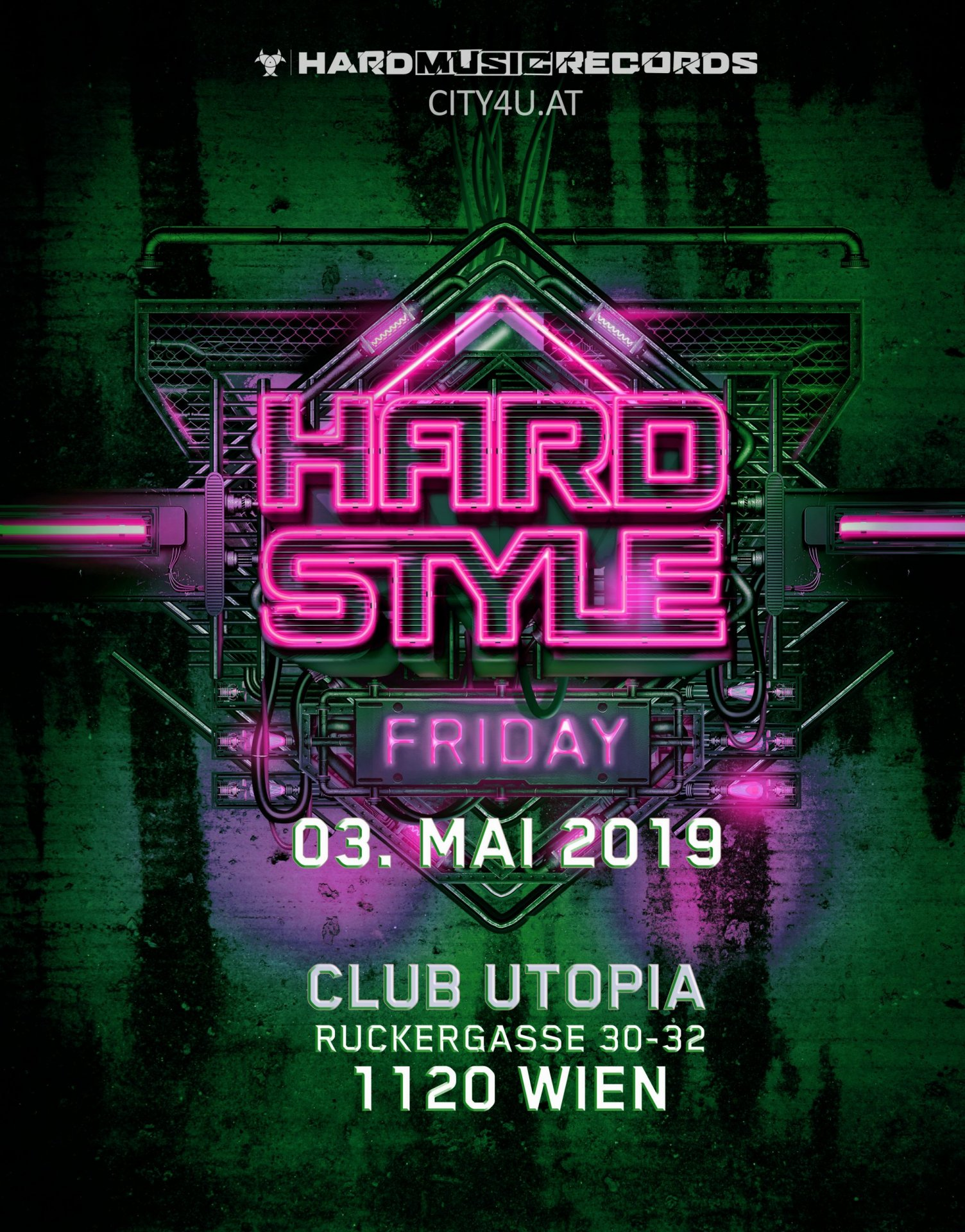 Hardstyle Friday | Harder Better Stronger
