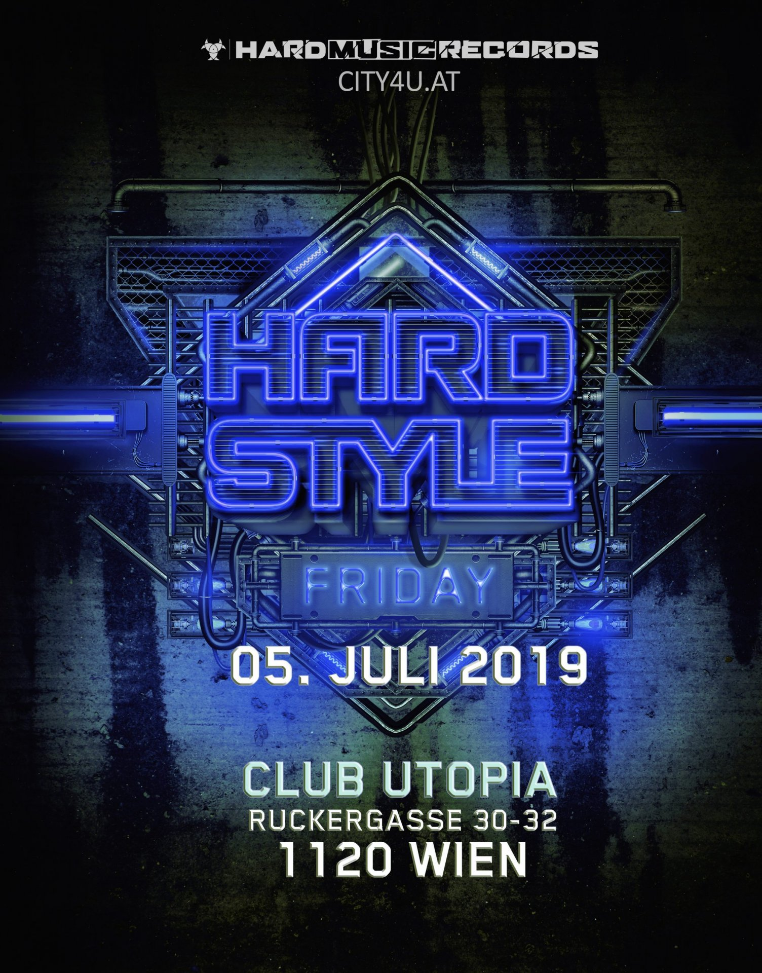 Hardstyle Friday - Australian Invasion