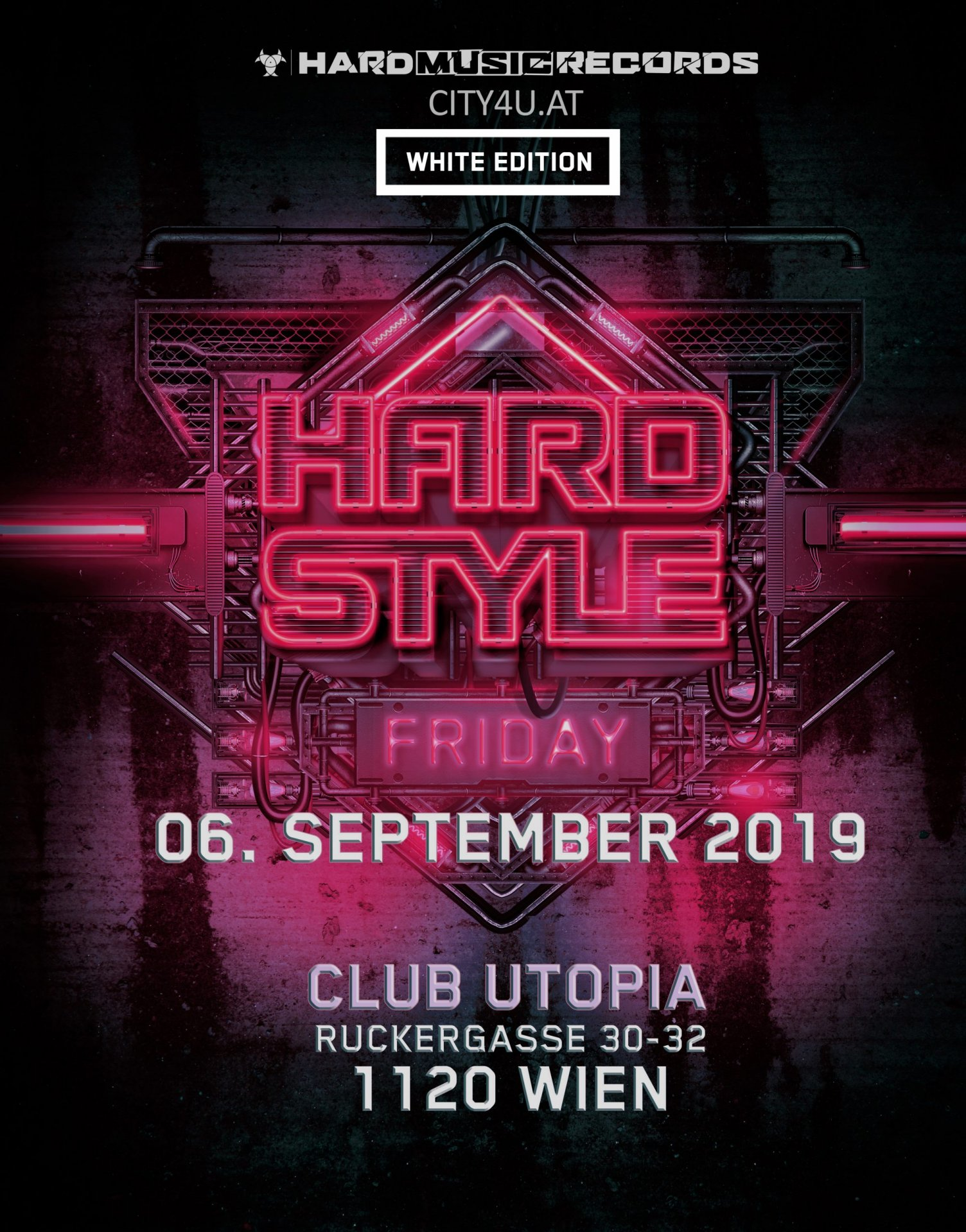 Hardstyle Friday | WHITE NIGHT