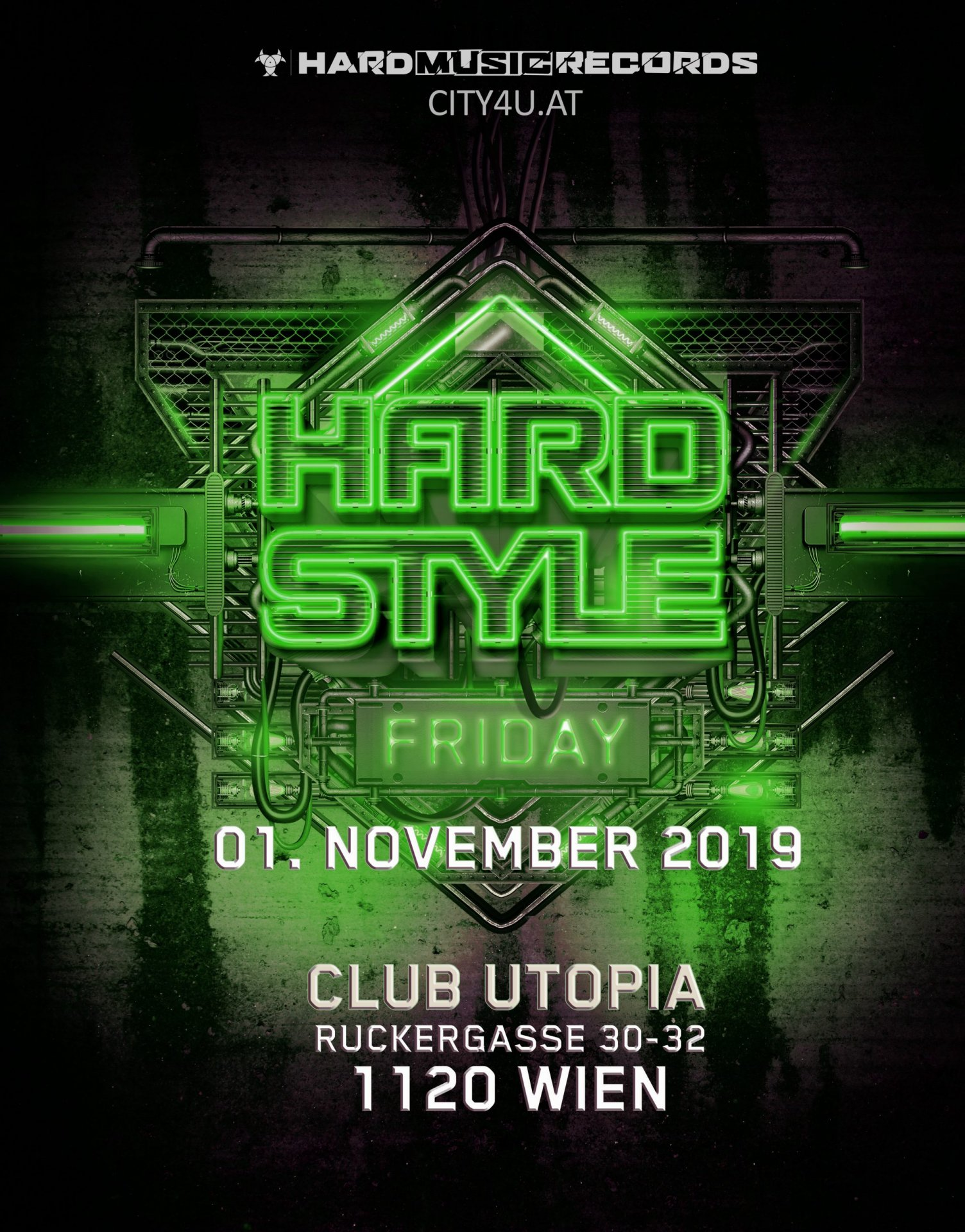 Hardstyle Friday | Halloween Special