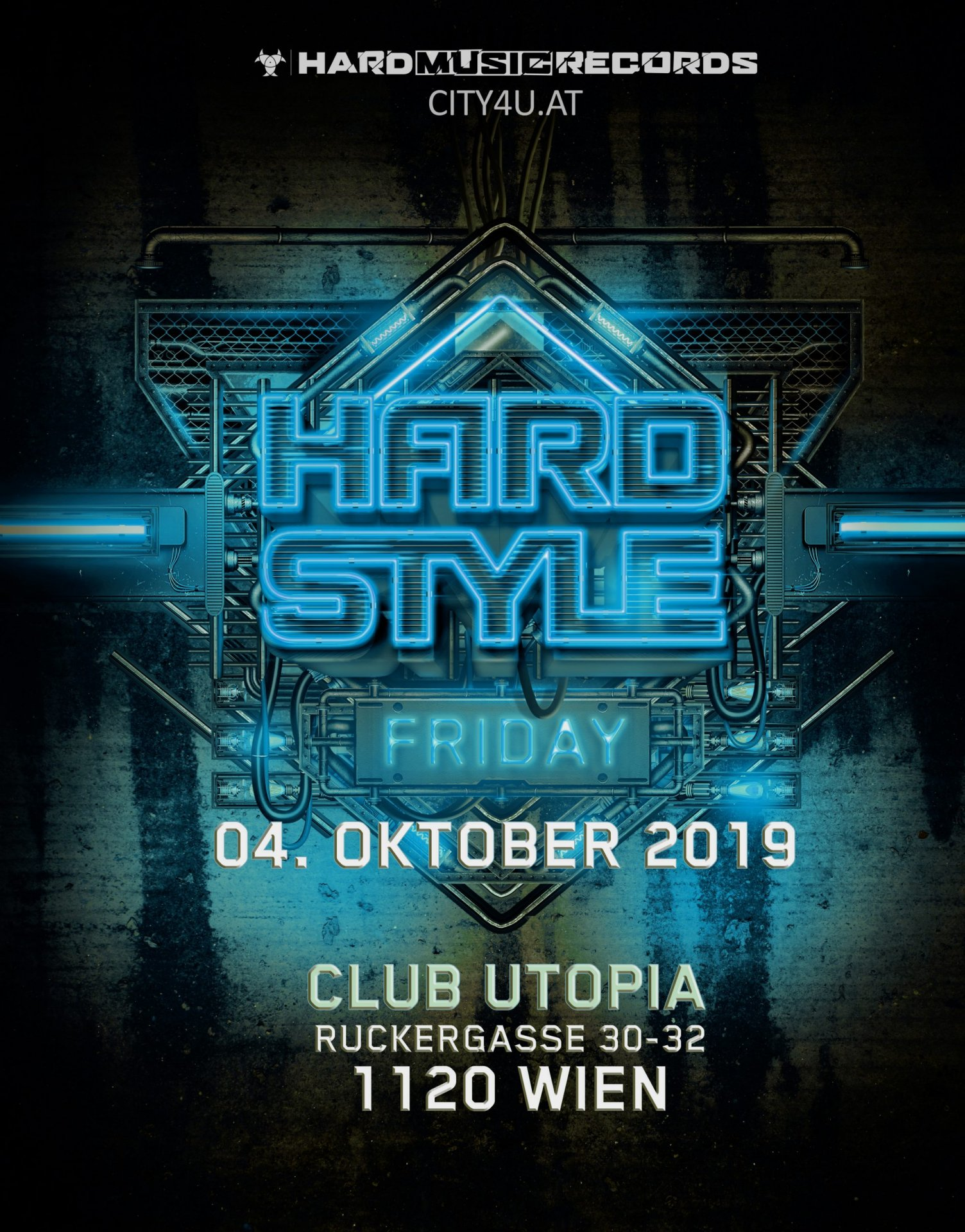 Hardstyle Friday | Trachten Club