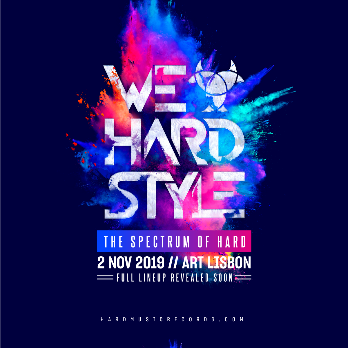 We Love Hardstyle - The Spectrum of Hard