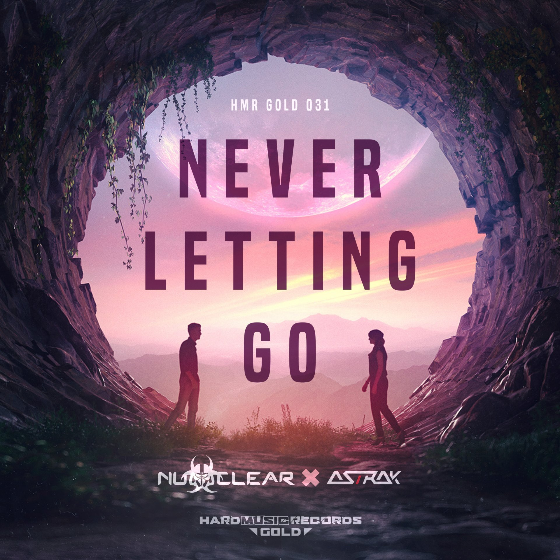 Never Letting Go by Nu-Clear feat. Astrak