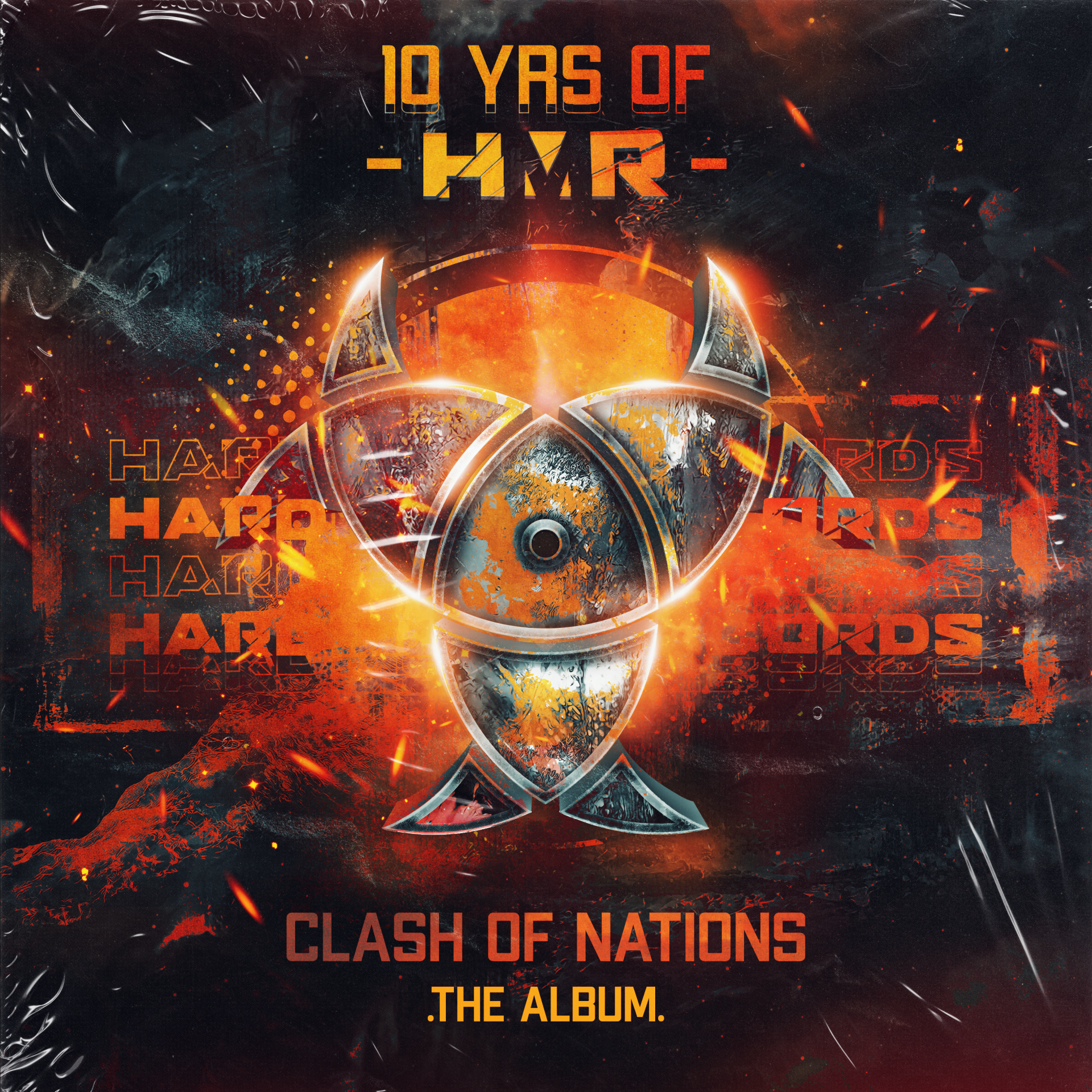 Clash Of Nations by Hard Music Crew