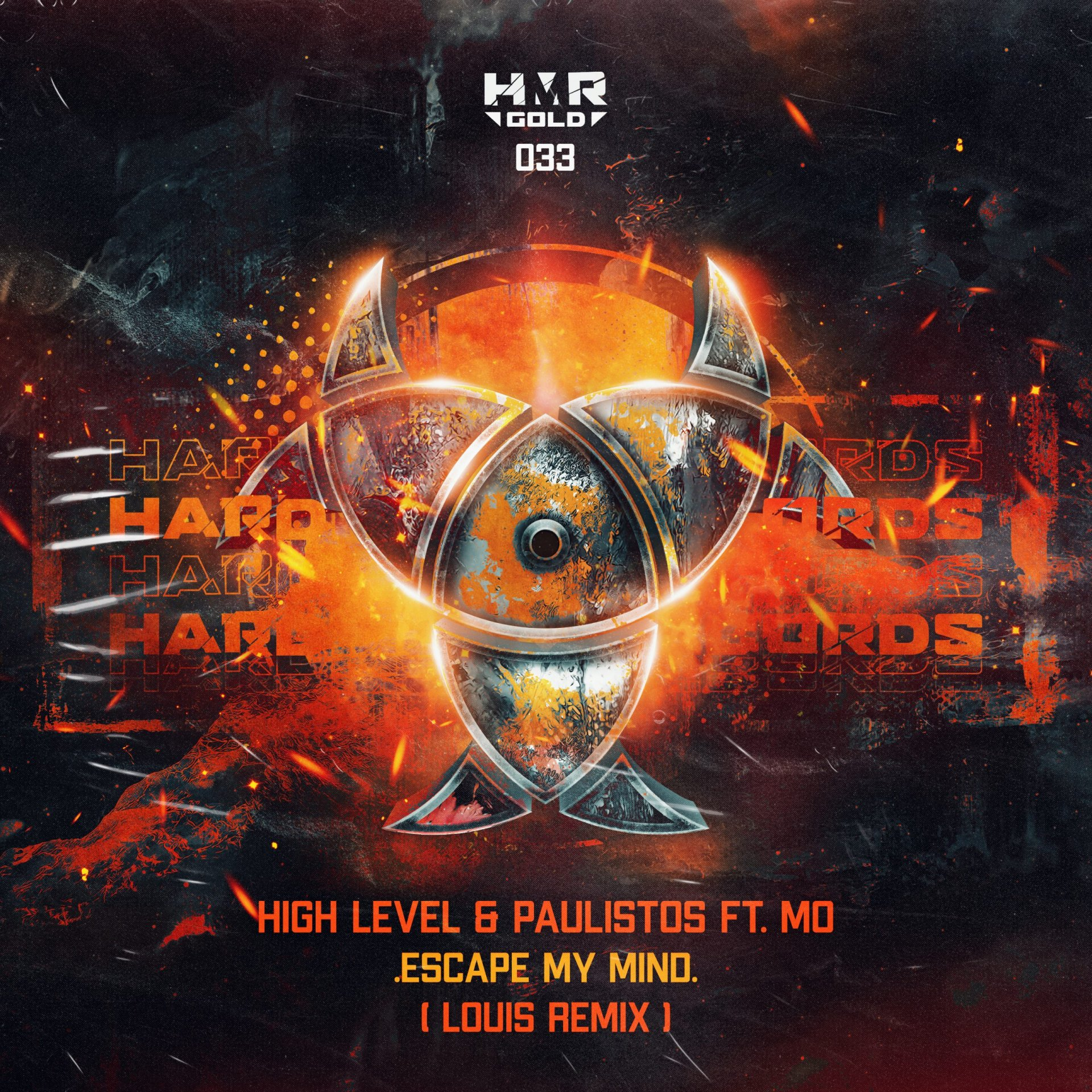 Escape My Mind (Louis Remix) by High Level & Paulistos ft. Mo
