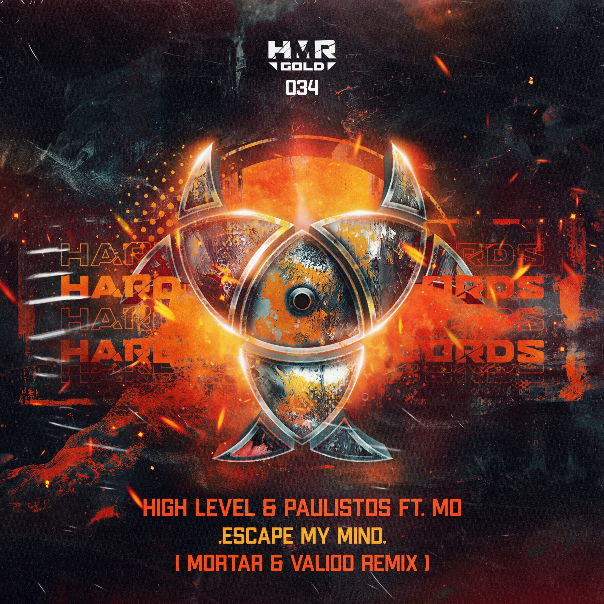 Escape My Mind (Mortar & Valido Remix) by High Level & Paulistos ft. Mo