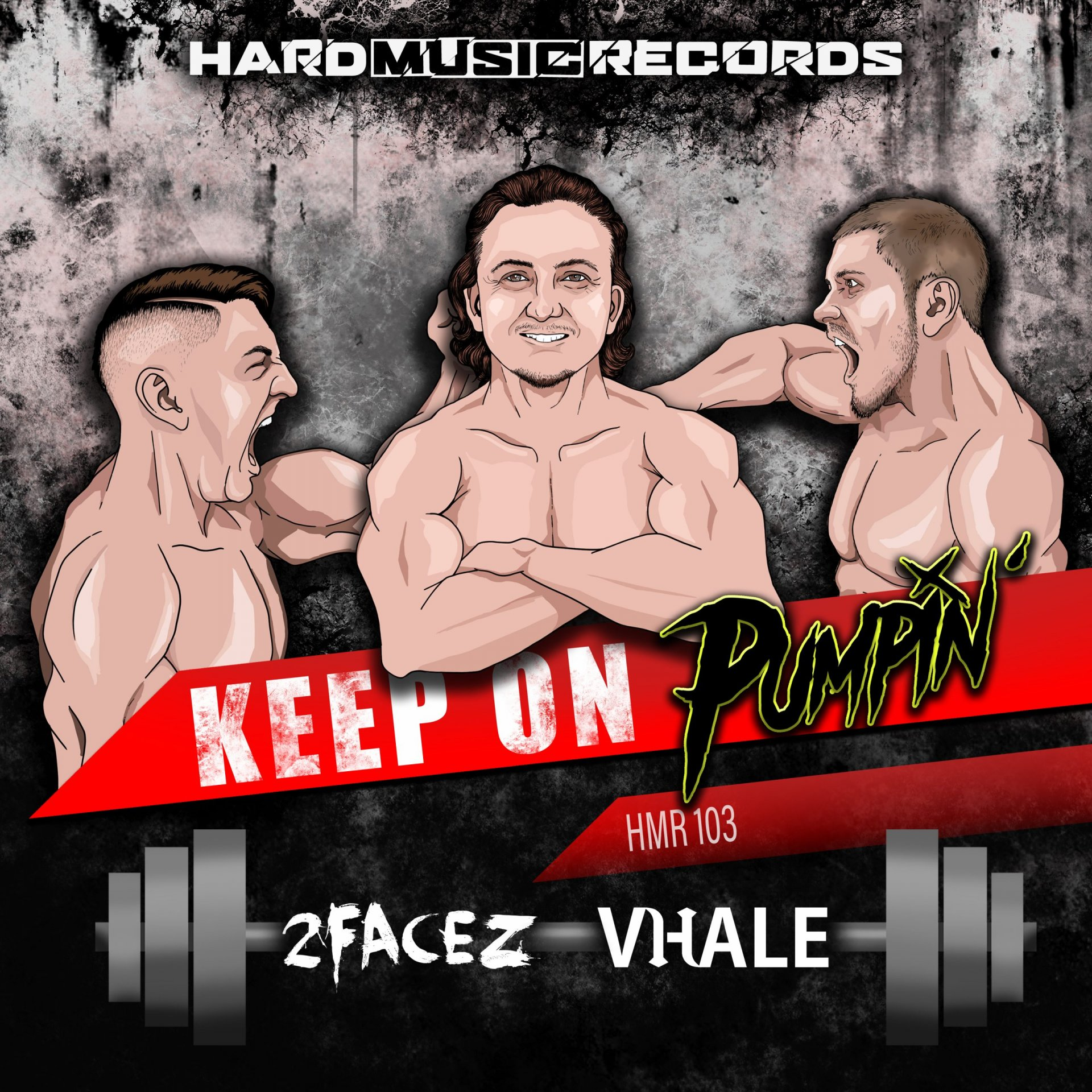 Keep On Pumpin' by 2Facez & Vhale